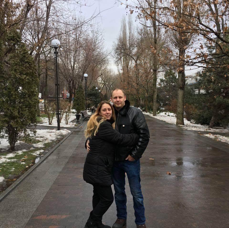 Лариса и Игорь Гуторов