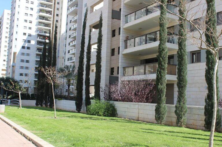 Новые квартиры в Израиле